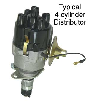 Engine Ignition Distributor